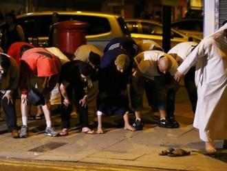 Serangan Minggu Malam Di Masjid London Utara