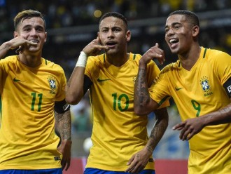 Neymar Dan Jesus Jadi Tulang Punggung Timnas Brazil