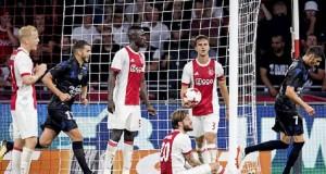 Ajax Hanya Main Imbang 1-1 Dengan Nice