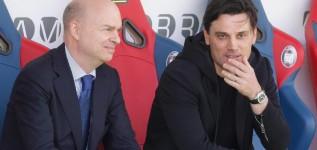 AC Milan Memecat Vincenzo Montella